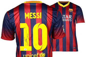 Messi-Jersey